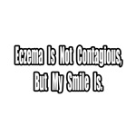 Eczema Is Not Contagious...