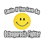 Love An Osteoporosis Fighter