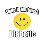 Smile If You Love a Diabetic