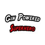 Gin Powered Superhero