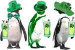 Irish penguins
