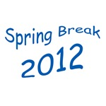 Spring Break '12 Blue