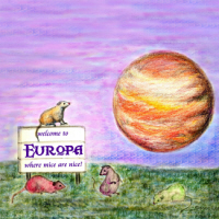 25. Europa is Covered with Mice...?