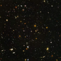 10,000 Galaxies, a view  deep into the Universe