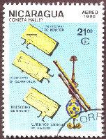 Hallleys Comet & Telescopes