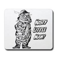 Nasty Little Man Miscellanea