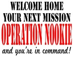 Operation Nookie You're in Command
