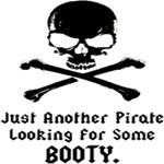 Pirate Looking For Booty
