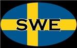 Swedish stickers