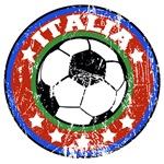 Italia Soccer (distressed)