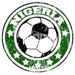 Nigeria Soccer (distressed)