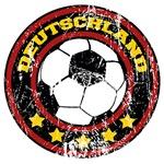 Deutschland Soccer (distressed)