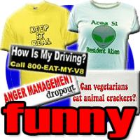 funny t shirts & gifts