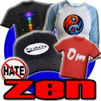 zen t shirts & gifts