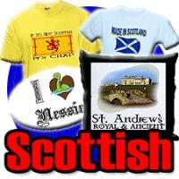 Scottish t shirts & gifts