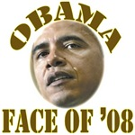 OBAMA - FACE OF '08