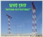 Antenna Restrictions