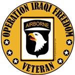 101st OIF Veteran