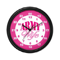 NEW! 24-Hour Clocks