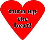turn up the beat