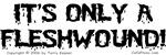 Fleshwound (black)