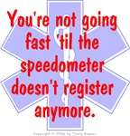 You're Not Going Fast