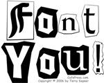 Font You!
