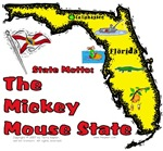 FL - The Mickey Mouse State!