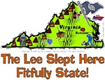 VA - The Lee Slept Here Fitfully State!