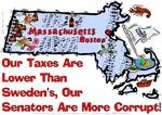 MA - Taxes Are Lower, Senators More Corrupt!