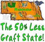 NE - The 50% Less Graft State!