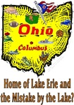 OH - Home of Lake Erie ...