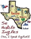 TX - Se Hablo Ingles!