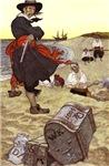 Vintage Pirate Art