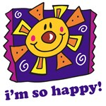 I'm so happy!