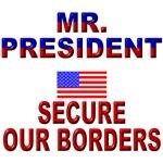 Mr. President...