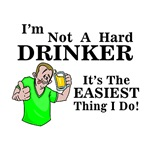 Saying: I'm Not Hard Drinker