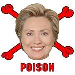Hillary Clinton - Poison