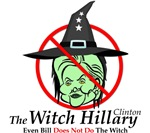 Hillary The Socialist Witch