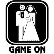 Wedding Icon: Game On