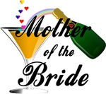 Mother of the Bride Champagne Toast