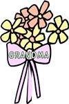 Grandma's Flower Bouquet Gift Ideas!