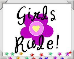 Girls Rule Books, Apparel & Gifts!