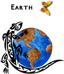Earth and Earth Day Gifts and Apparel