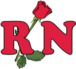 RN Nurse Rose