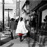 Red in Japantown