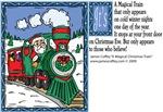Magical Christmas Train Lyrics