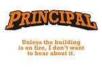 Principal / Fire
