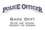 Police / Back Off