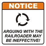 Railroader / Argue